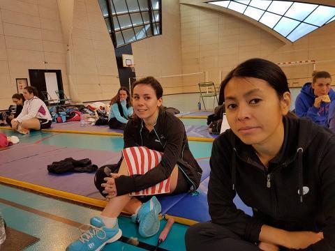 Mali et Lisa_J2 Equipe 3 2016/2017