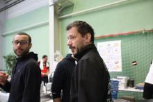 Photos du Staff - Tournoi Bron 2019